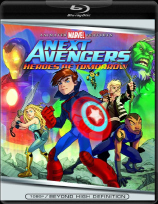 Next Avengers Heroes Of Tomorrow 2008