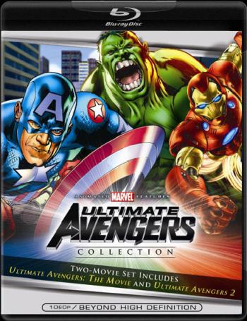 Ultimate Avengers 2006