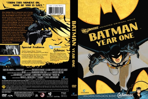 batman year 0ne